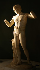 Diadumen de Policlit (còpia romana), Museu de ...