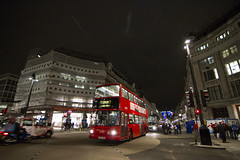 """Does anything say """"London"""" more than a red double decker bus?"""