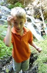 At Brandy Creek Falls