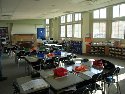 James Monroe School