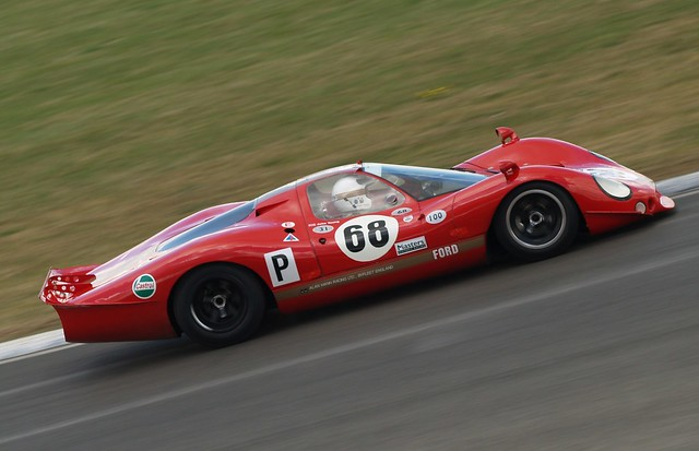 Ford P68