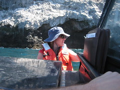 Park Ranger Rescue on the Channel Islands