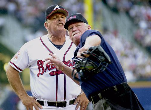 Bobby Cox ejected by therubberduckie.