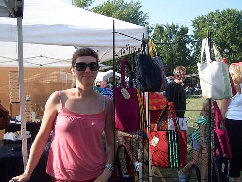 Bridget of Biggie Handmade Goods