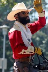I do believe in black cowboys!