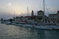 Porticciolo di Trogir - Croazia