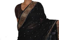 Black-Sari-1A