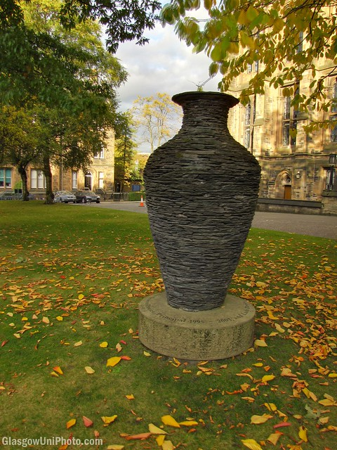 Amphora in Professors' Square