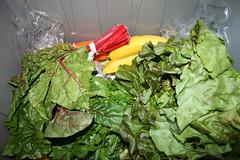 I heart organic produce