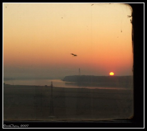 Stalking the sun-rise