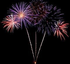 Scheveningen fireworks by ** Maurice **