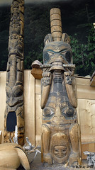 Totem Pole - Museum of Civilization