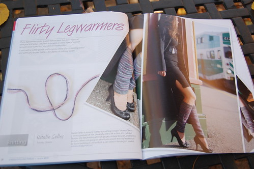 Flirty Legwarmers