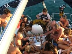 Aperitivo in Barca - Croazia