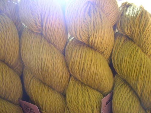 Blue Sky Alpaca Dyed Cotton in Cumin