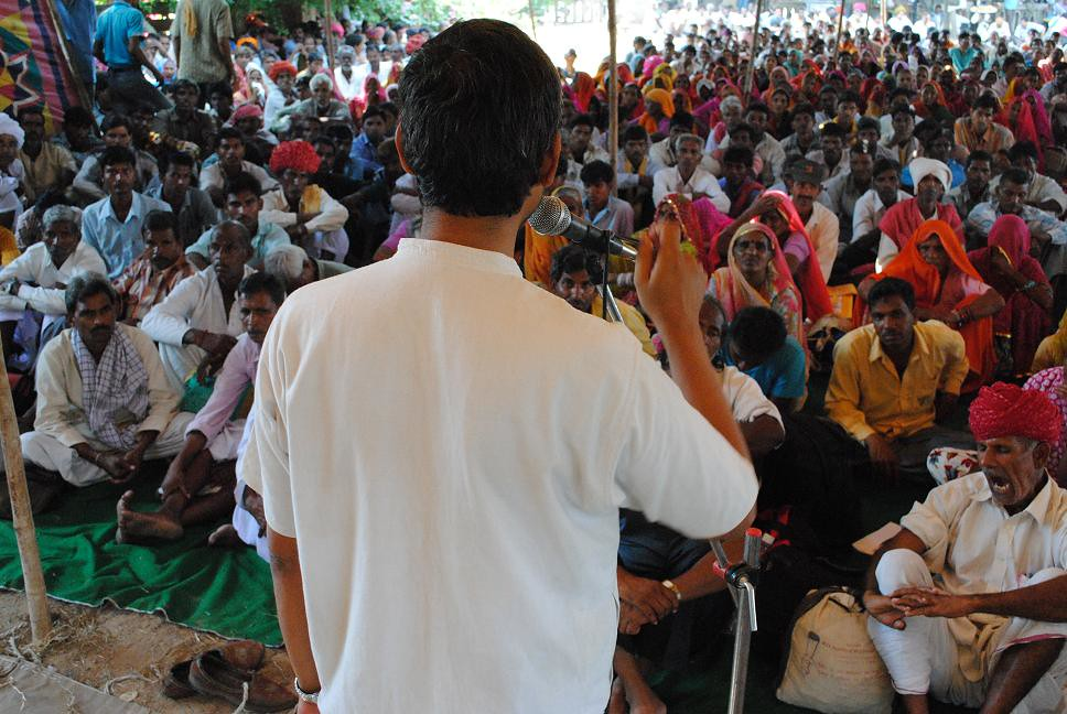 Pics from the satyagraha - 2 Oct 2010 - 42