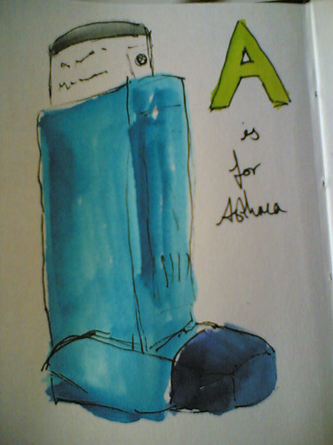 A is for Asthma