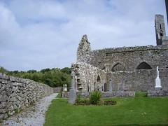 Abad�a en ruinas