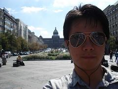 Me in Prague