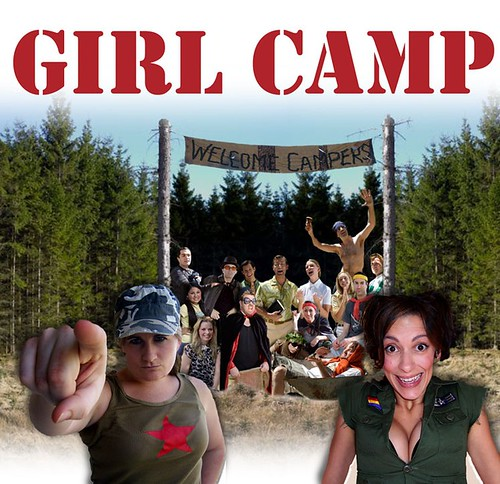 Girl Camp!