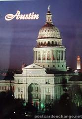 Austin - Texas State Capitol
