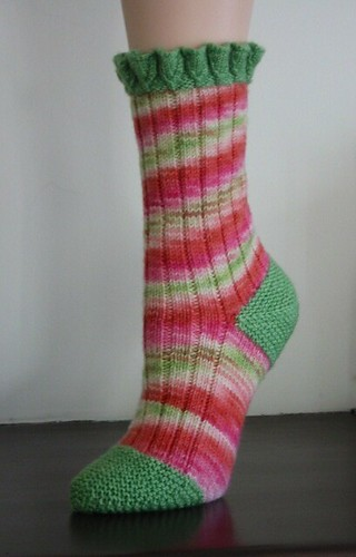 * I seriously LOVE these socks, how cute are these?!