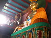 Beautiful Tibetan Buddhist temple in Manali