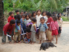 Cambogia - Vogliamo un nome