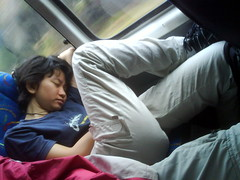 Sleeping in style