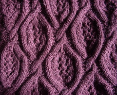 Large Lacy Cables - unblocked