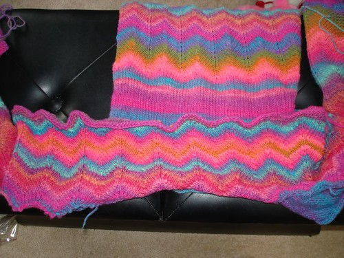 noro butterfly sweater
