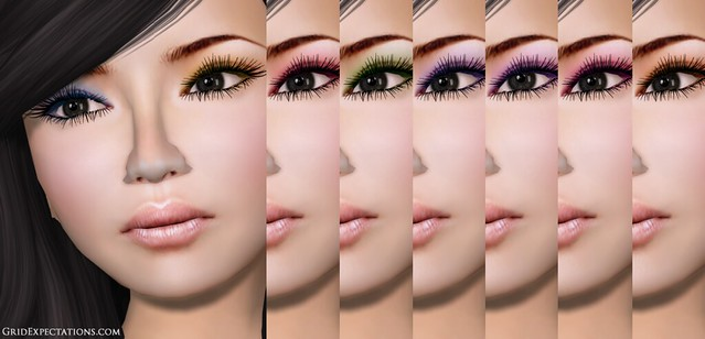 cheLLe EyePop eyeshadows