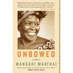 Unbowed_Wangarri Maathai