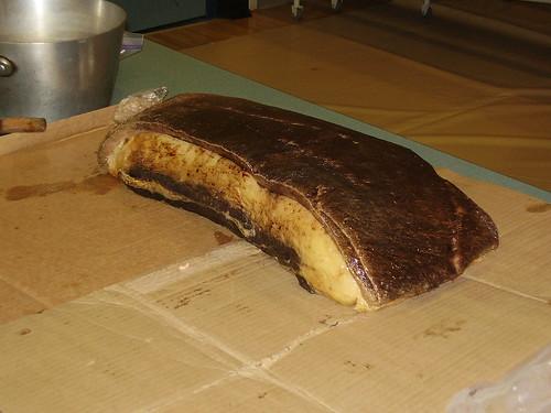 Eskimo Food- Walrus