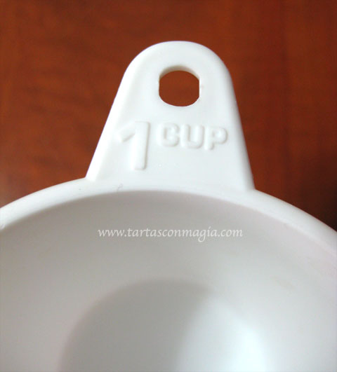 taza 1 cup