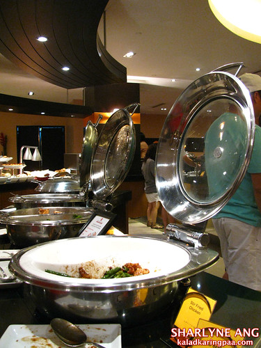 Breakfast Buffet at the Traders Hotel