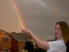 Rainbow Melissa