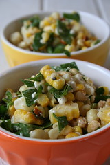 Grilled corn salad 2