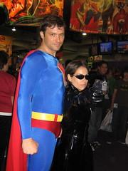 Superman and Trinity