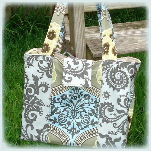 The Diaper Bag by Craft Apple