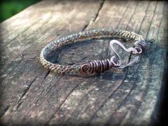 Best Friends Forever Knotted Woven Friendship Bracelet