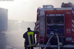 Feuer Deponie Wicker 07.06.07
