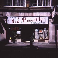 Goodbye Piccadilly...
