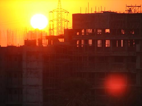 Suburban Sunrise - 3