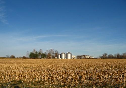 Rural farmstead in 2010