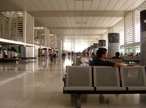 Ninoy Aquino International Airport Terminal 2 (Manila) by bredgur.