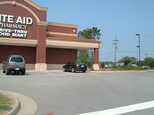 Rite Aid Across the Street From Another Rite Aid