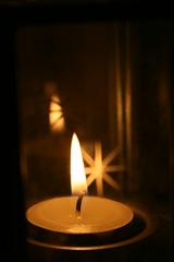 Diwali Candle Light I