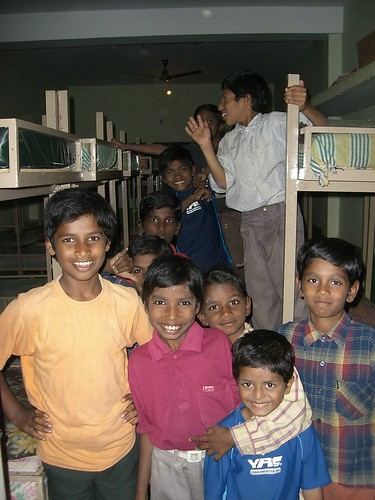 Boys home in Bangalore
