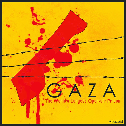 Gaza By © Abuzeid CC: Flicker